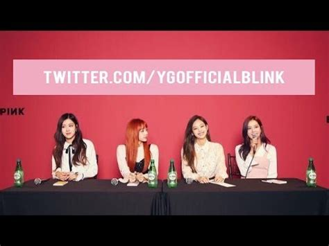 blackpink official twitter blackpink official twitter account youtube