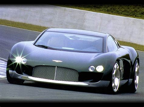 Handmade Luxury Cars - bentley silver wings concept auto titre