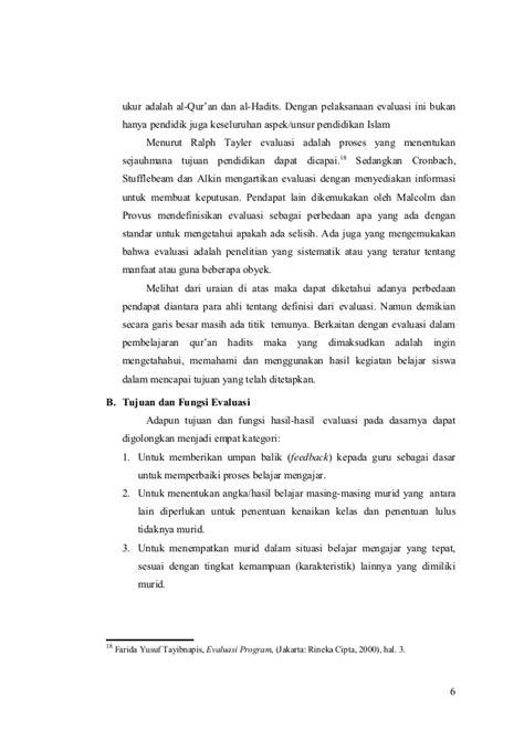 Pengantar Metodologi Penelitian Jusuf Soewadji evaluasi pembelajaran pendidikan agama islam di sekolah