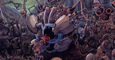 dan seagrave envy of none dan seagrave early 90 s metal cover so detailed