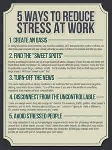 Stress at work on pinterest work stress stress and managing stress
