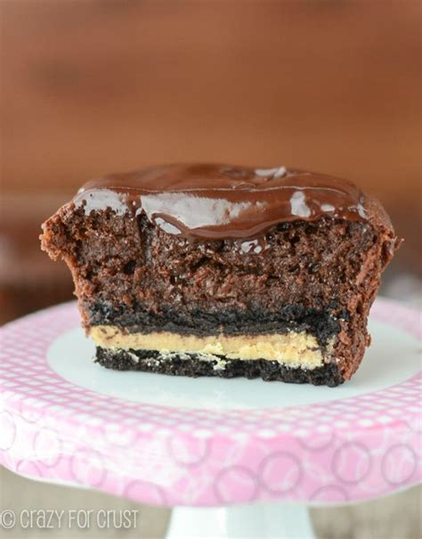 Chizkek Lumer Mini Choco Oreo mini chocolate mud pies with oreo crust recipe peanut butter giveaway and pies