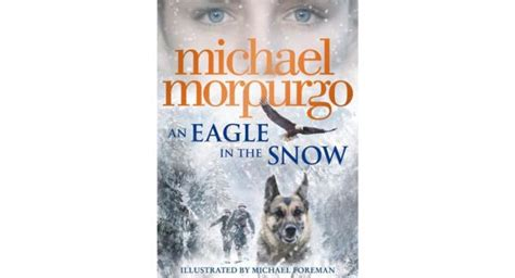 an eagle in the snow books book review an eagle in the snow examiner