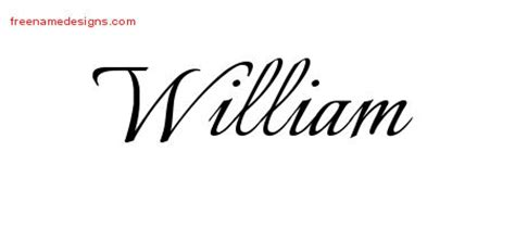 tattoo name william william archives page 3 of 4 free name designs