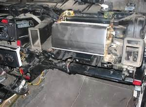 remove leaking heater core from 1998 jeep grand cherokee