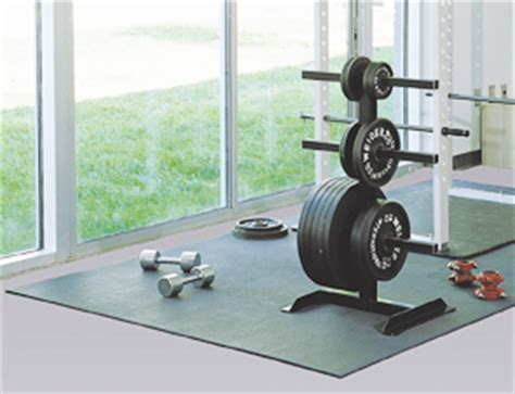 Weight Room Mat by Rubber Flooring For Weight Lifting Gurus Floor