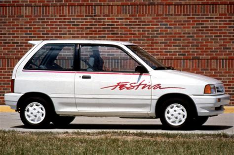 buy car manuals 1993 ford festiva parking system 1990 93 ford festiva consumer guide auto