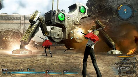 Type 0 Ps4 1 test de type 0 hd sur playstation 4 geeks and