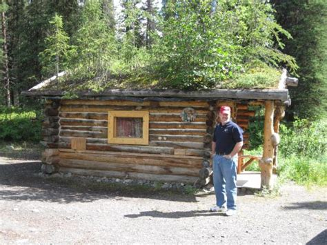 Sod Roof Cabin by Sod Roof Cabin Picture Of Carlo Creek Lodge Denali