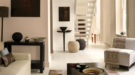 Living Room Colours Homebase Use Rich Neutrals In A Modern Living Room Dulux