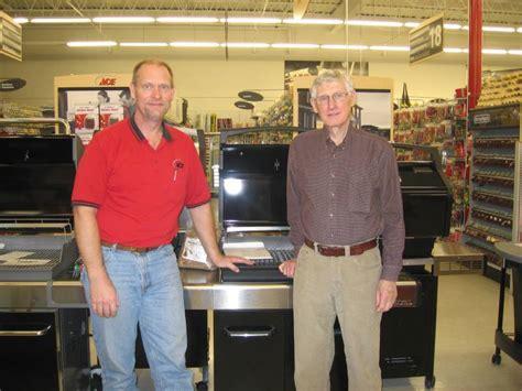 Bor Ace Hardware Nddc Board Visits Ace Hardware Nddc S Downtown Northfield