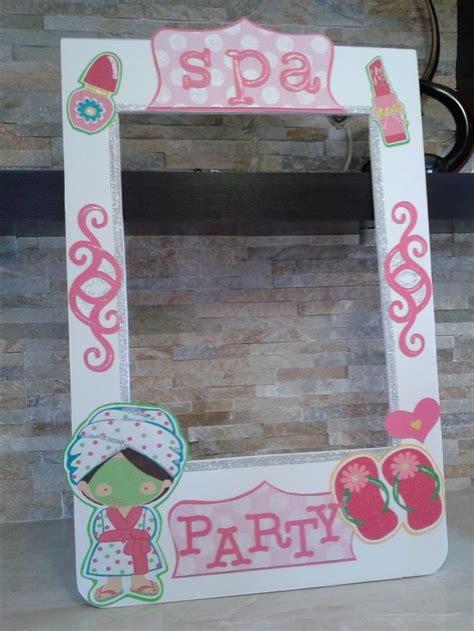 Handmade Photo Booth - 25 best ideas about spa on