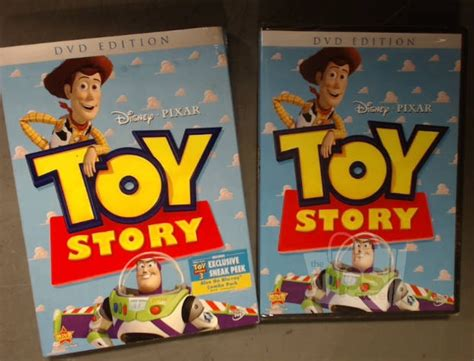 32 stories special edition buena vista home entertainment disney pixar toy story dvd edition ebay