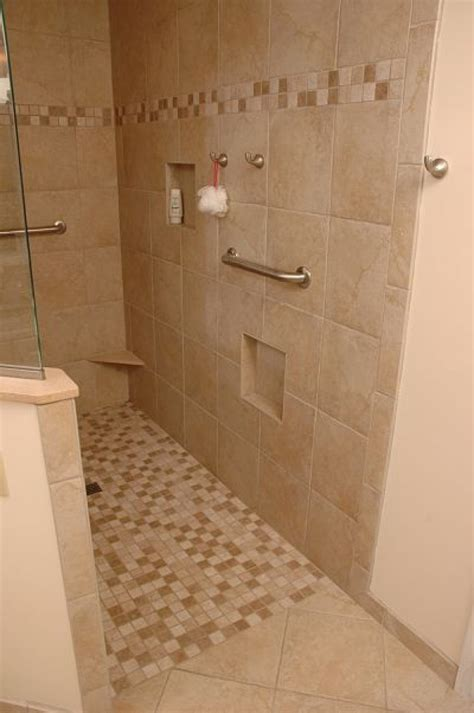 In Showers by Doorless Walk In Shower Photos Photos And Ideas