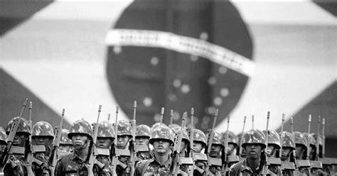 A Ditadura Seguindo Os Passos Da Hist 243 Ria A Ditadura Militar Brasileira 1964 1985 Foi Realmente Uma
