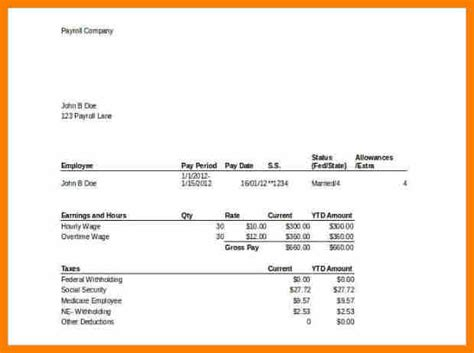 1099 pay stub template excel resumess franklinfire co