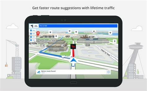 offline navigation android gps navigation offline maps sygic android apps on play