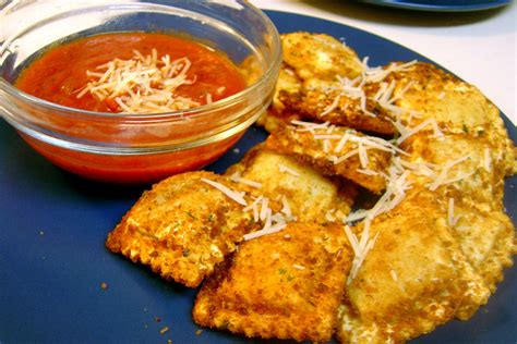 toasted ravioli these are a st louis thing but being in