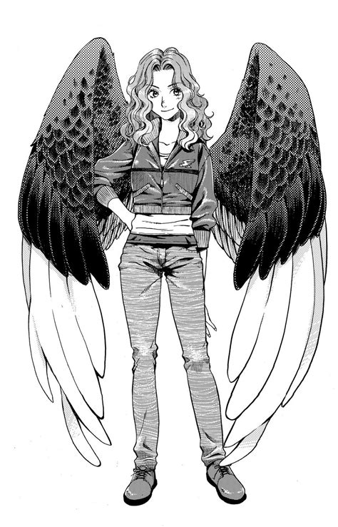 Image - Manga-Max-maximum-ride-1317656-1026-1600.jpg | Maximum Ride Wiki | Fandom powered by Wikia