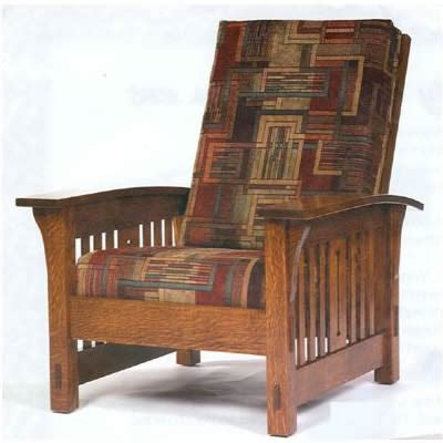 Build A Recliner by How To Build Morris Chair Recliner Plans Pdf Plans