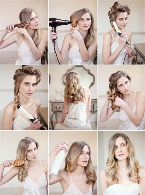 how to do hairstyles yourself hairstyles to do yourself romantic long wavy hairstyle