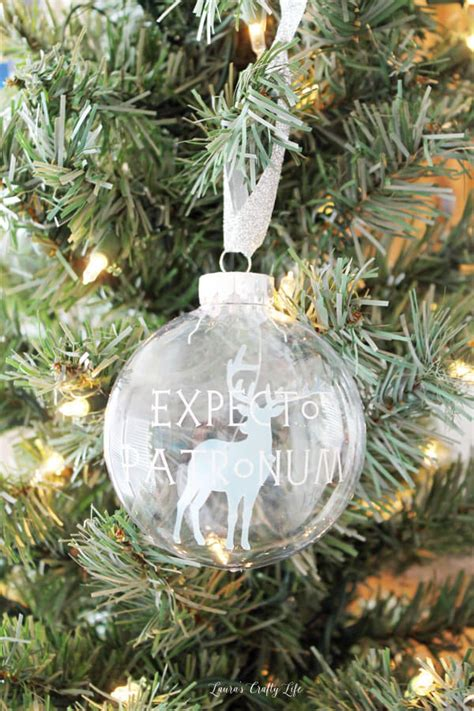 diy christmas ornaments   cricut hey lets