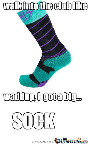 Sock Meme - sock by jordydelhanab meme center