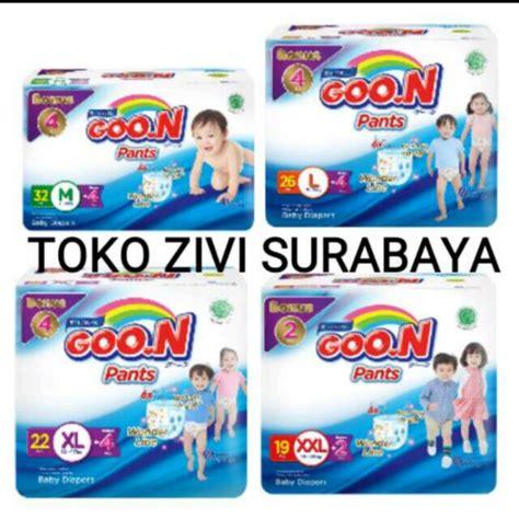 Goon Celana Xl22 Xl 22 goon excellent soft m32 l26 xl22 xxl19 kemasan