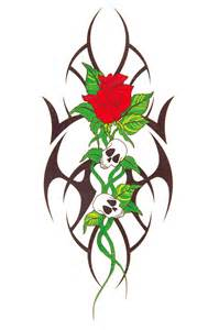 rose temporary tattoos cool tattoos bonbaden