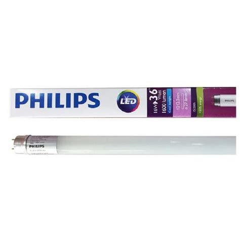 Lu Philips Tld 36w philips ledtube ecofit 1200mm 16w tl led pengganti tl d