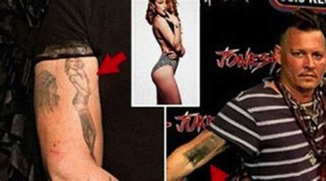 amber heard tattoos heard instagram photo instagram hotlatinmusic