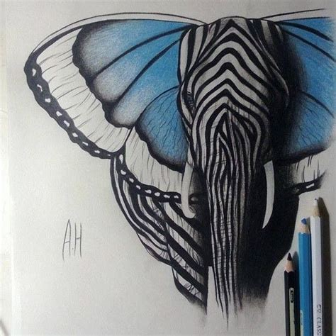 utee tattoos 25 best ideas about elephant drawing on