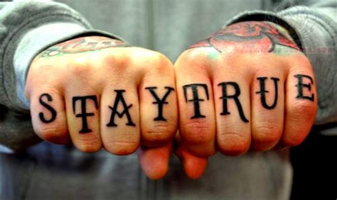 stay true tattoo stay true to you american news