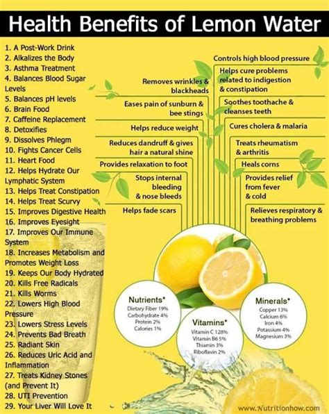 Can I Use Lime Instead Of Lemon For Detox by 25 Best Ideas About Health Benefits Of Lemon On