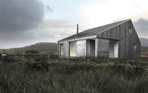 in progress rural design architects isle of and