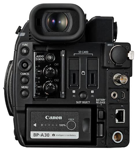 Kamera Canon Xlr Canon K 252 Ndigt 4k Kamera C200 An Tv De