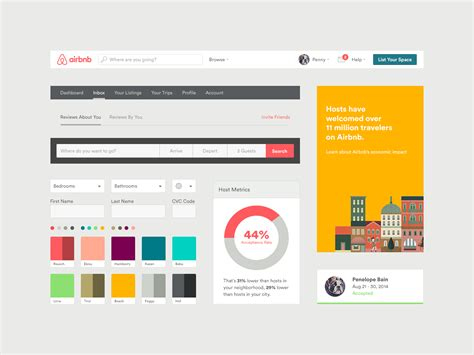 page structure and site design web style guide 3 how to create a web design style guide designmodo