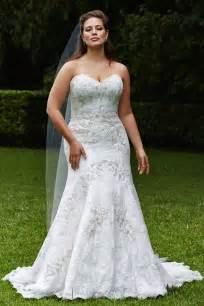 simple wedding dresses for plus size plus size wedding dresses a simple guide modwedding
