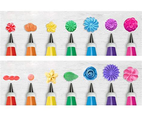 Decorating Advice by Kootek 28 Piece Cake Decorating Tips Kits Professional