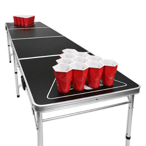 ping pong set for any table diy beer pong tables the backyard site