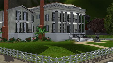 Interior Columns For Homes mod the sims your own designs