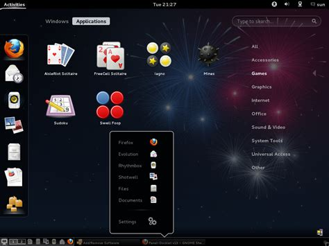 themes gnome fedora fedora 17 kde and gnome 3 preview linuxbsdos com
