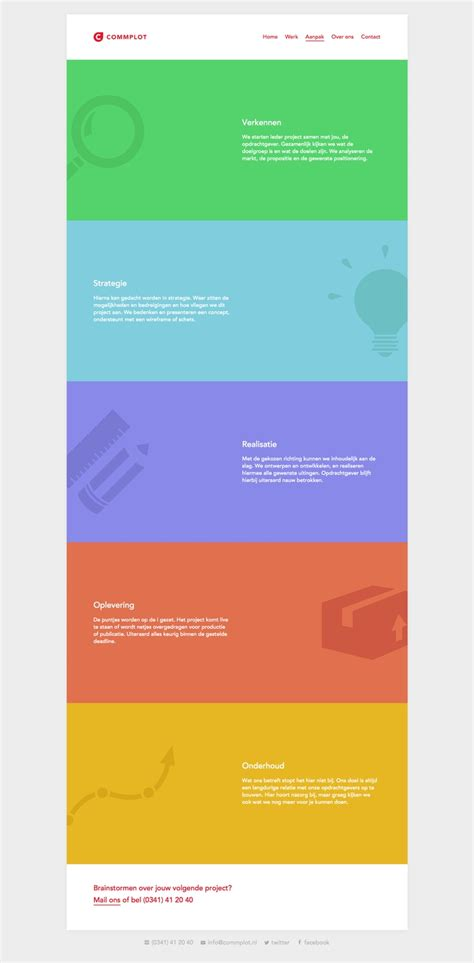 systematic layout planning nederlands http www commplot nl flat design pinterest