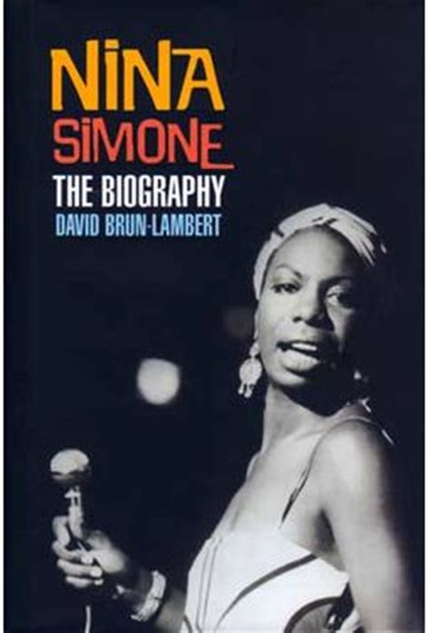 biography nina simone nina simone nina simone the biography book 2010 by