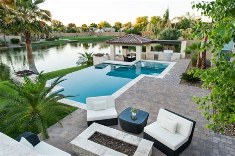 In The Backyard Or On The Backyard by Backyard Oasis Scottsdale Lifestyle Magazine