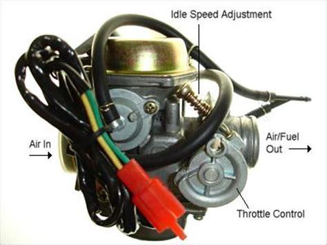 scooter carburetor adjustment scooter focus