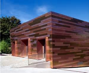 Interior Solutions Group Fa 231 Ade Cladding With Copper Plates Provides Better