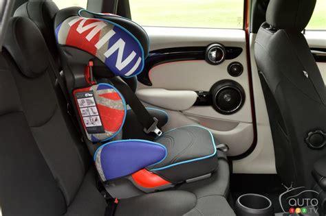 Car Seat Mini 2015 mini cooper s 5 door pictures on auto123 tv