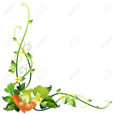 vegetable garden clipart best vegetable border 10359 clipartion