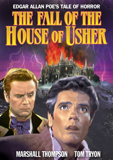 house of usher movie the fall of the house of usher 1958 robert esson